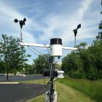 A basic weather station